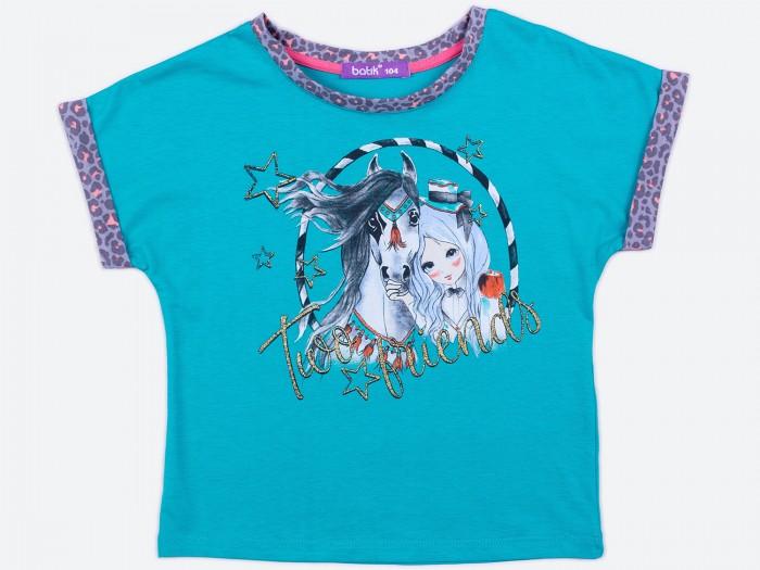 Футболки и топы Batik Футболка для девочки Friends batik футболка для девочки batik голубой 128