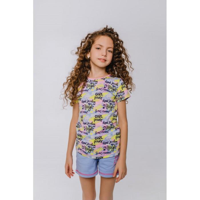 Футболки и топы Batik Футболка для девочки Girl Power batik футболка для девочки batik голубой 128