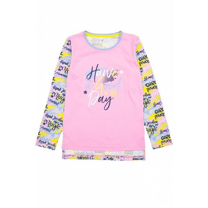 Водолазки и лонгсливы Batik Футболка для девочки Good day batik футболка для девочки batik голубой 128
