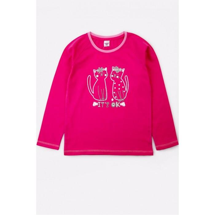 Водолазки и лонгсливы Batik Футболка для девочки It is ok batik футболка для девочки batik голубой 128