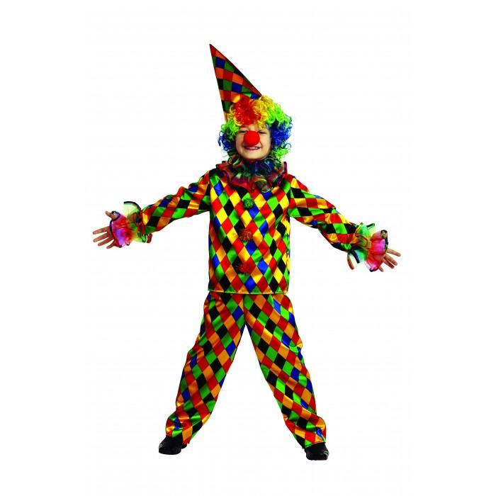 Картинка для Карнавальные костюмы Батик Карнавальный костюм Арлекино Карнавальная ночь 7007