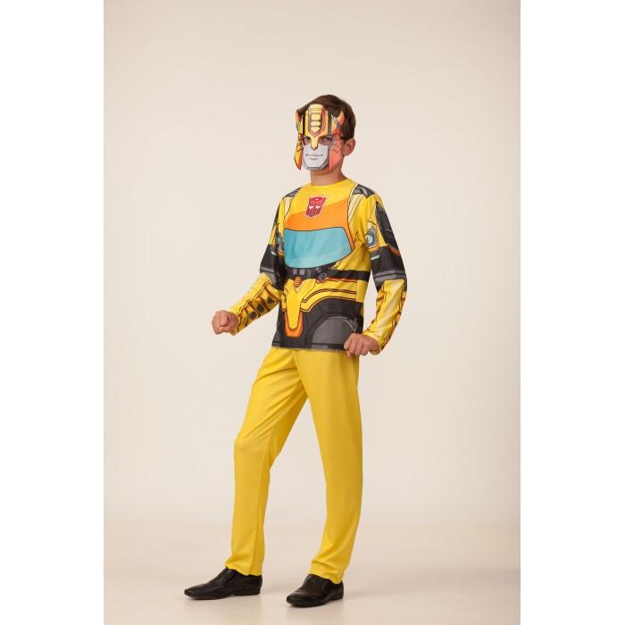 Карнавальные костюмы Батик Карнавальный костюм БамблБи Трансформеры 1913 карнавальные костюмы батик карнавальный костюм снеговичок веселые зверята 2235