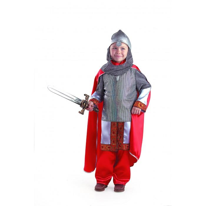 Батик Карнавальный костюм Богатырь Карнавальная ночь 7015 фото