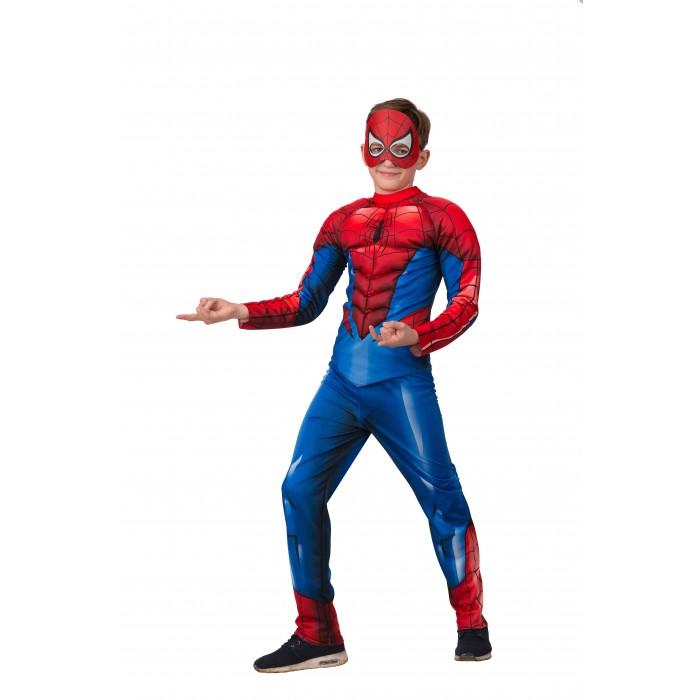 Картинка для Карнавальные костюмы Батик Карнавальный костюм Человек Паук (с мускулами) Мстители Марвел 1932
