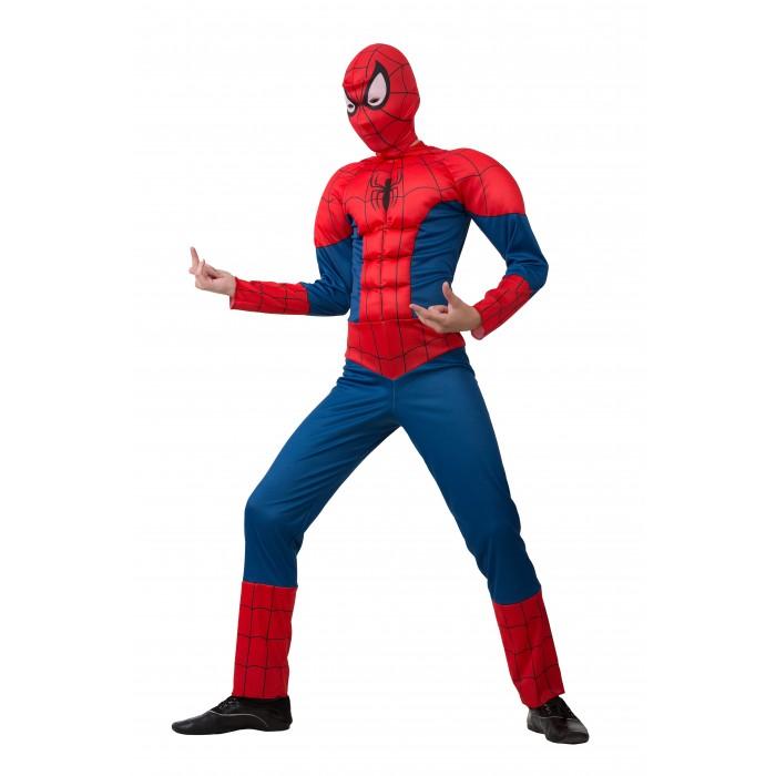 Карнавальные костюмы Батик Карнавальный костюм Человек Паук (с мускулами) Мстители Марвел 5092