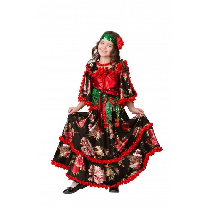 Купить Карнавальные костюмы, Батик Карнавальный костюм Цыганка Аза Звездный маскарад 1904