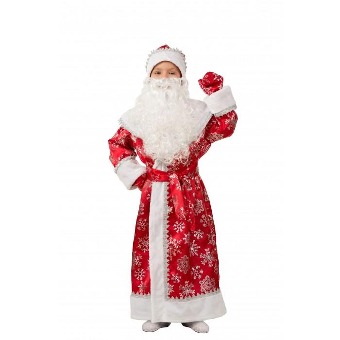 Карнавальные костюмы Батик Карнавальный костюм Дед Мороз 1206 карнавальные костюмы батик карнавальный костюм снеговичок веселые зверята 2235
