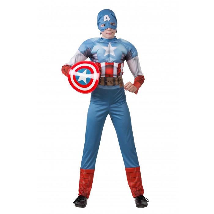 Карнавальные костюмы Батик Карнавальный костюм Капитан Америка Мстители Марвел 5091