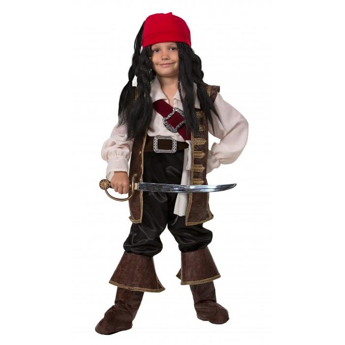 Карнавальные костюмы Батик Карнавальный костюм Капитан Джек Воробей Пираты Дисней 443