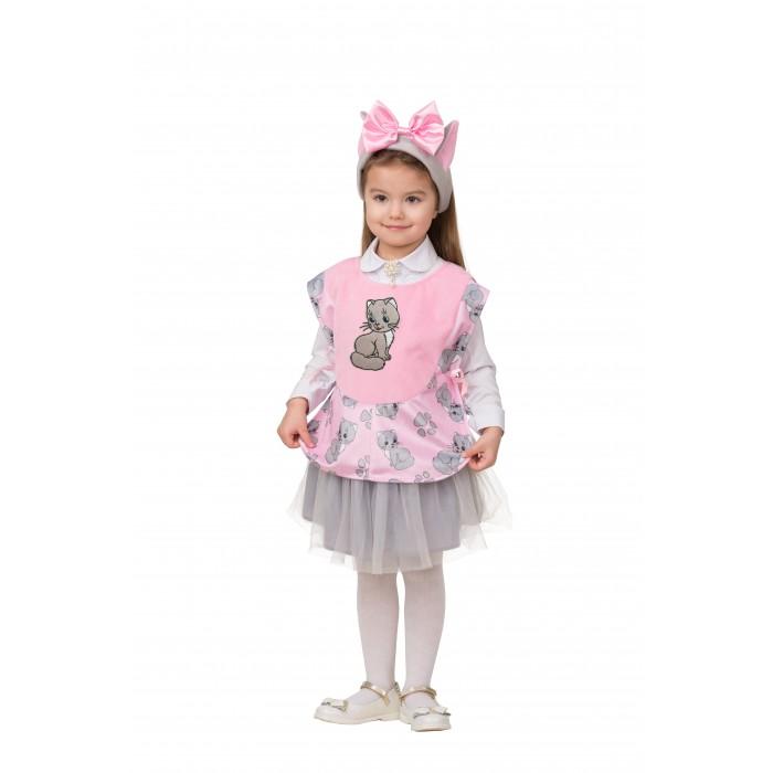 Картинка для Карнавальные костюмы Батик Карнавальный костюм Кошечка Веселые зверята 2203