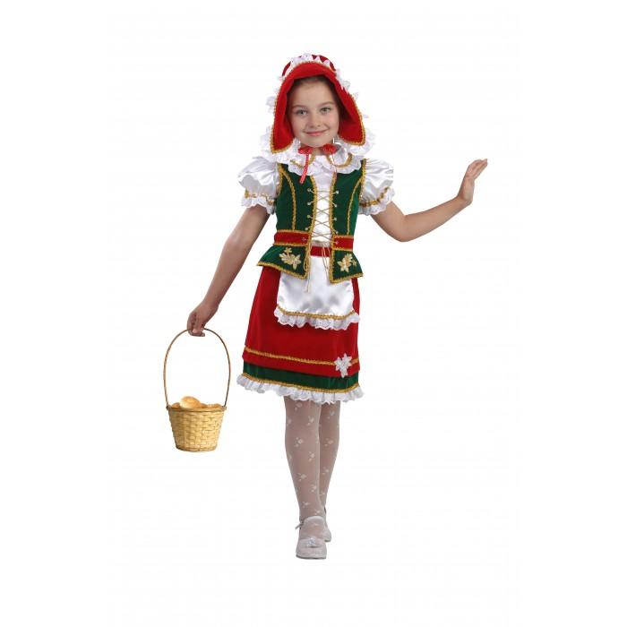 Купить Карнавальные костюмы, Батик Карнавальный костюм Красная шапочка Звездный маскарад 408
