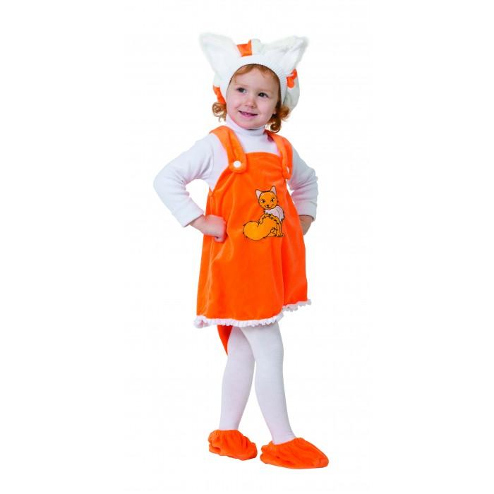 Картинка для Карнавальные костюмы Батик Карнавальный костюм Лисичка Крошки-плюш 290
