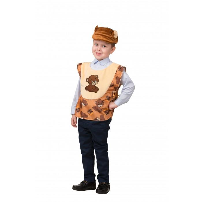 Картинка для Карнавальные костюмы Батик Карнавальный костюм Медведь Веселые зверята 2209