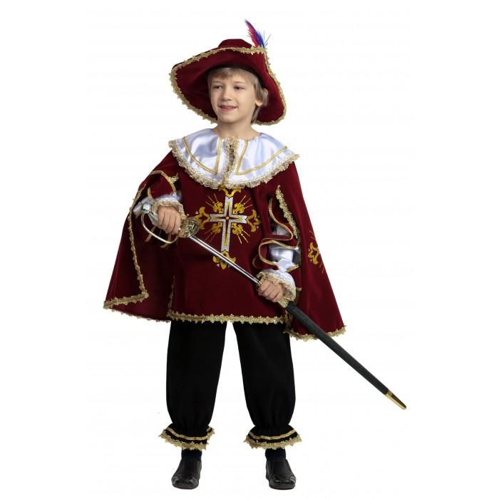 Купить Карнавальные костюмы, Батик Карнавальный костюм Мушкетер Звездный маскарад 401