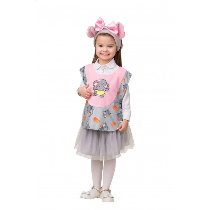 Карнавальные костюмы Батик Карнавальный костюм Мышка Веселые зверята 2216