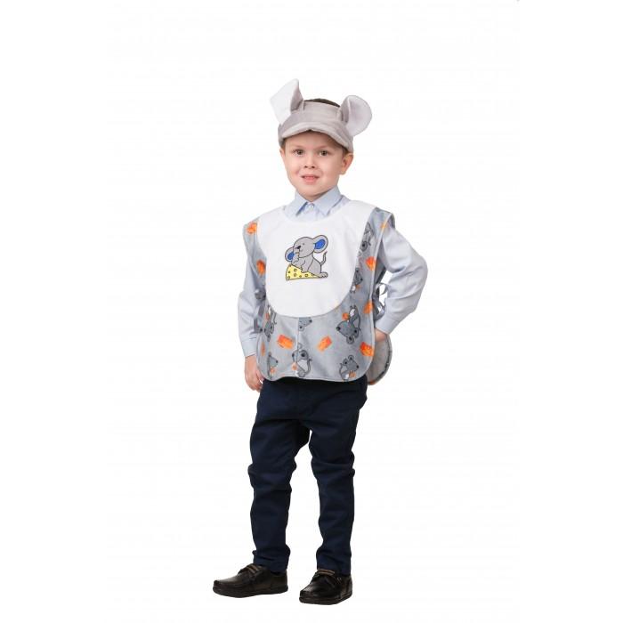 Карнавальные костюмы Батик Карнавальный костюм Мышонок Веселые зверята 2217