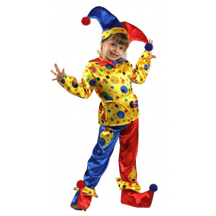 Картинка для Карнавальные костюмы Батик Карнавальный костюм Петрушка Карнавальная ночь 7005