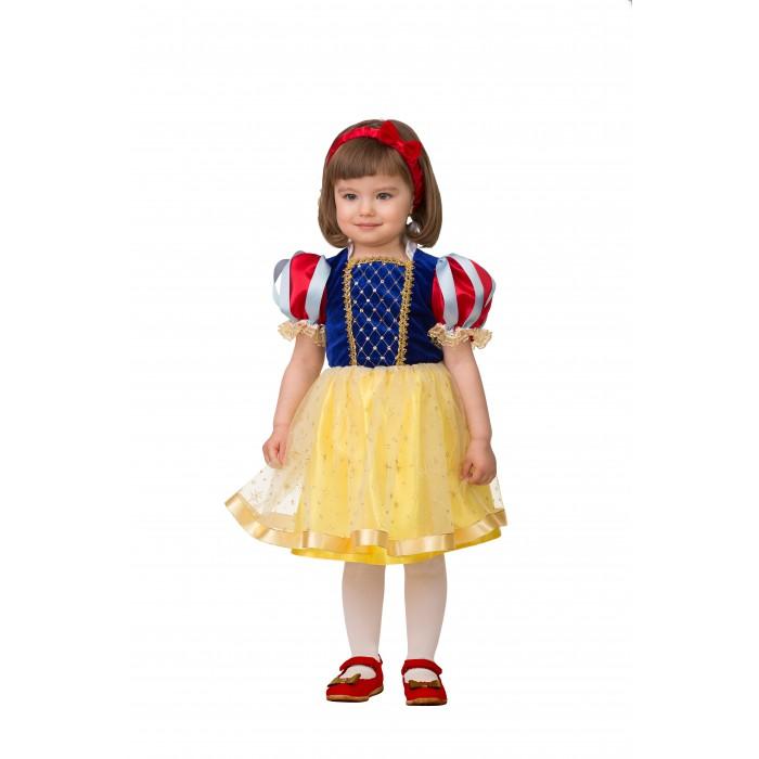 Карнавальные костюмы Батик Карнавальный костюм Принцесса Белоснежка Дисней малютка 7076