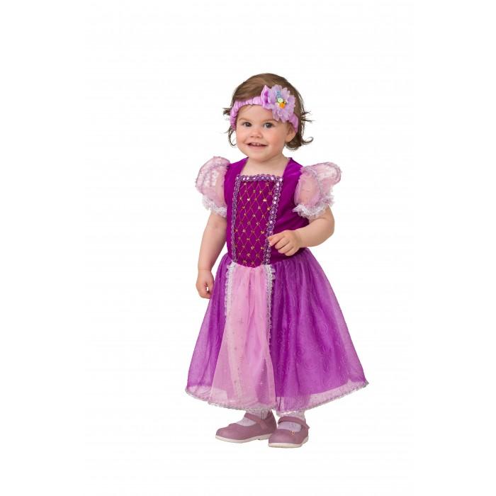 Карнавальные костюмы Батик Карнавальный костюм Принцесса Рапунцель Дисней малютка 7073