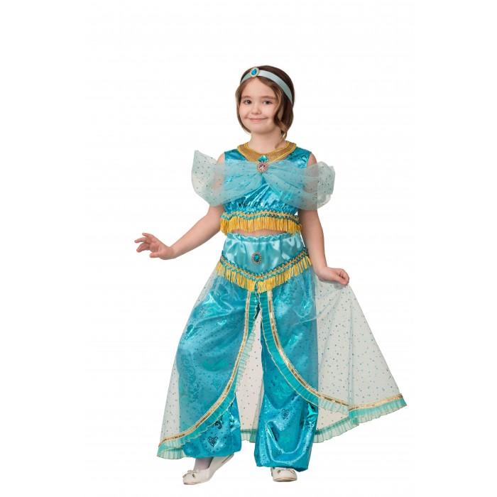 Батик Карнавальный костюм Принцесса Жасмин Дисней 1929 фото