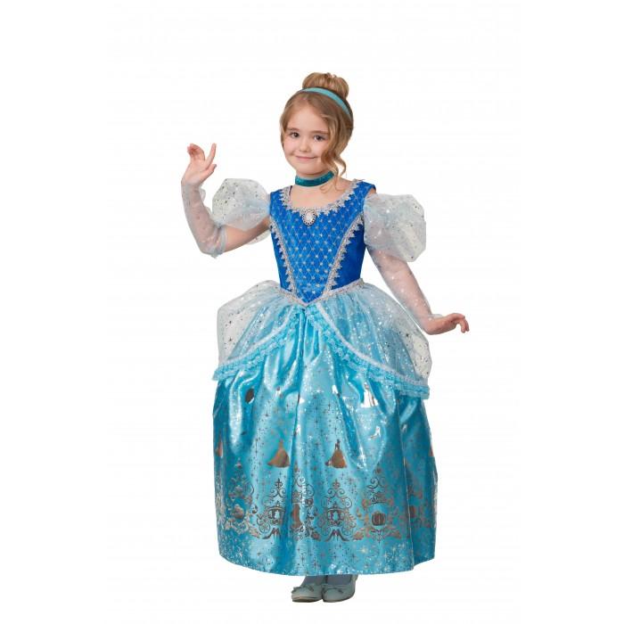 Карнавальные костюмы Батик Карнавальный костюм Принцесса Золушка Дисней 1930
