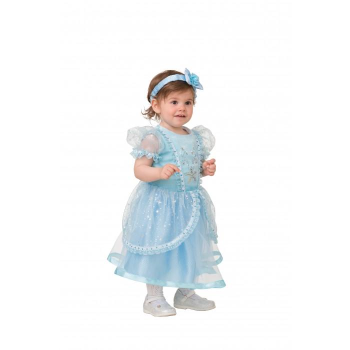 Карнавальные костюмы Батик Карнавальный костюм Принцесса Золушка Дисней малютка 7074