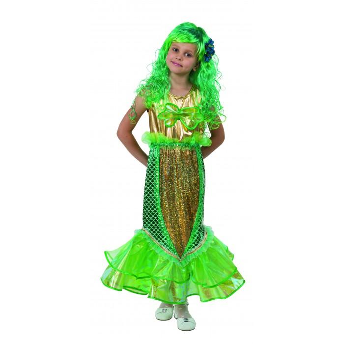 Карнавальные костюмы, Батик Карнавальный костюм Русалочка Звездный маскарад 457  - купить со скидкой