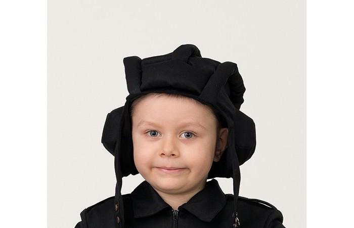 Карнавальные костюмы Батик Карнавальный костюм Шлем танкиста 5724