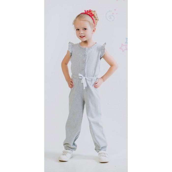 Брюки и джинсы Batik Комбинезон для девочки 00651_BAT комбинезон утепленный для девочки batik торопыжка цвет розовый 147 19з размер 86