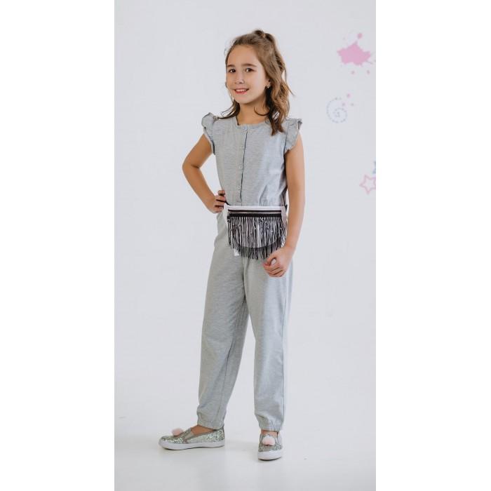 Брюки и джинсы Batik Комбинезон для девочки 00652_BAT комбинезон утепленный для девочки batik торопыжка цвет розовый 147 19з размер 86