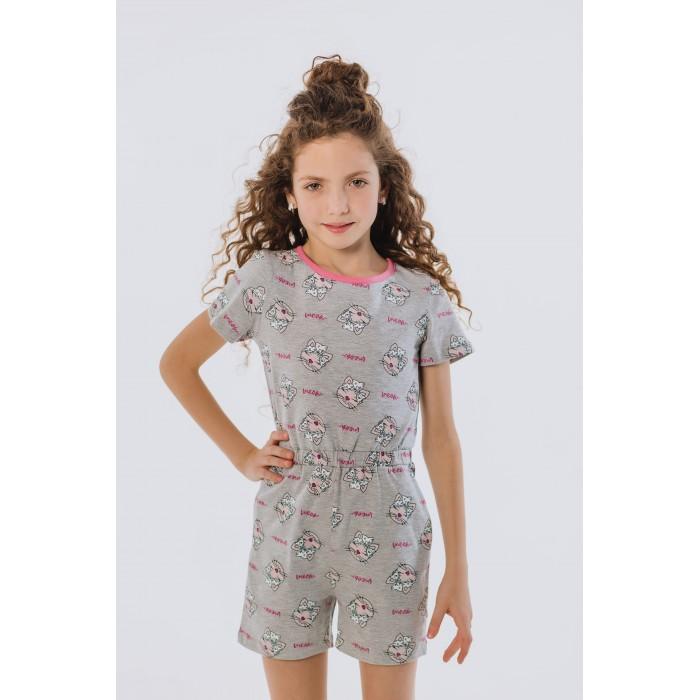 Платья и сарафаны Batik Комбинезон для девочки 006 комбинезон утепленный для девочки batik торопыжка цвет розовый 147 19з размер 86