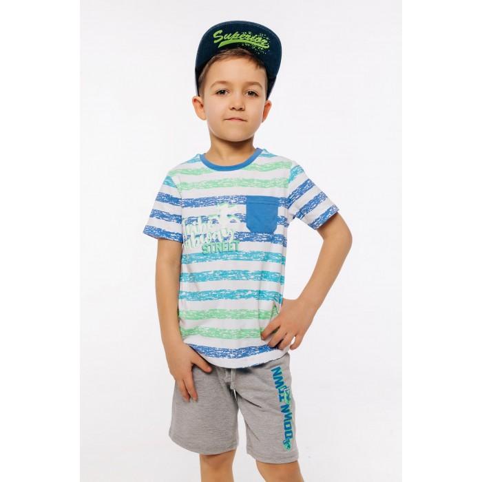 Комплекты детской одежды Batik Комплект для мальчика (футболка, шорты) 0079 комплекты детской одежды elaria комплект для мальчика футболка и шорты bks01 8