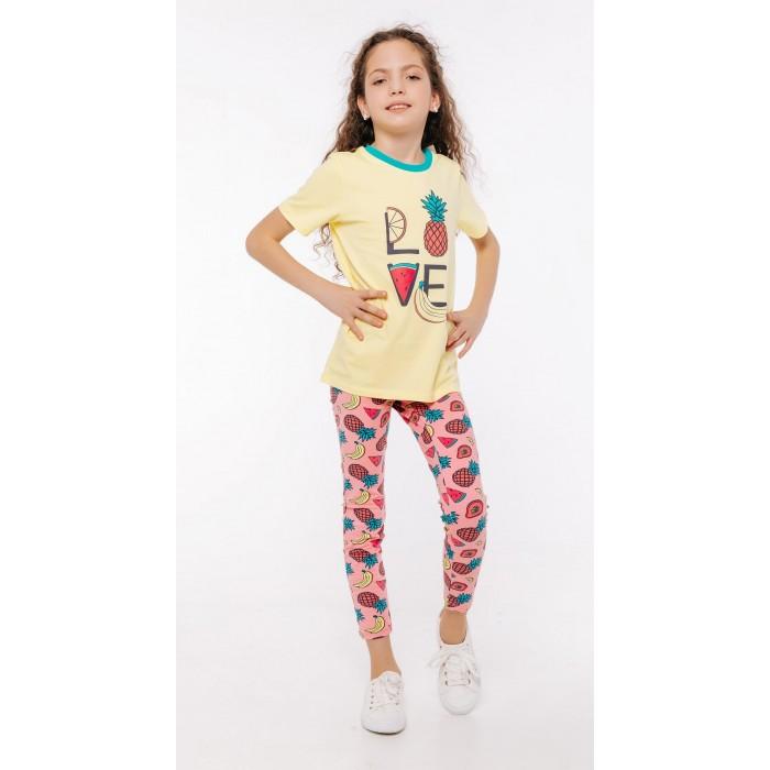 Купить Комплекты детской одежды, Batik Костюм для девочки (футболка, брюки) 01129_BAT