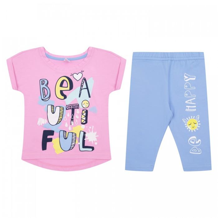 Купить Комплекты детской одежды, Batik Костюм для девочки (футболка, брюки) 01165_BAT