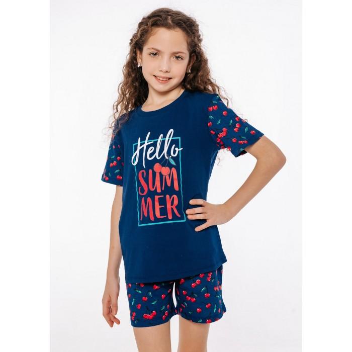 Batik Костюм для девочки (футболка, шорты) 0112