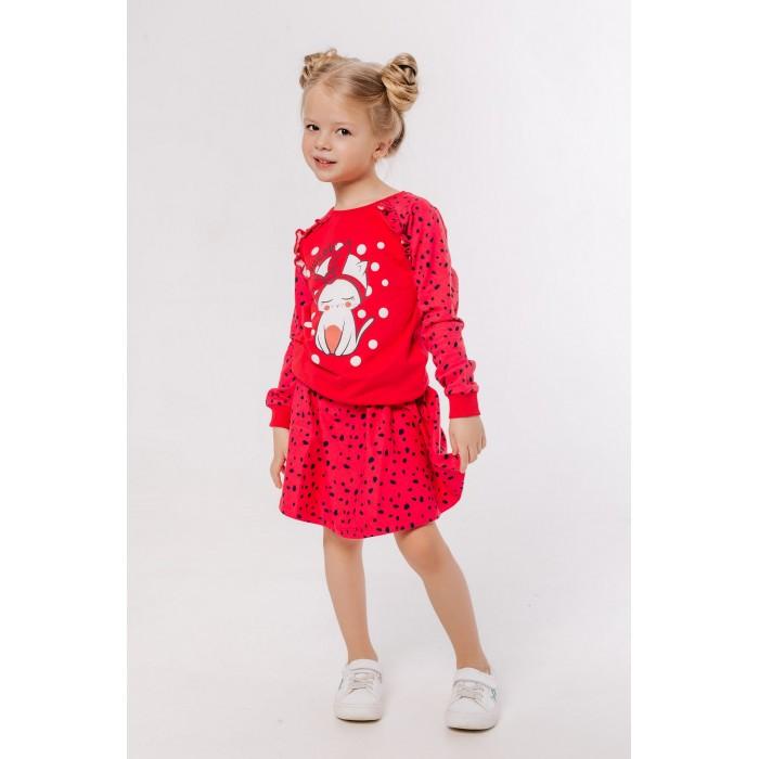 Купить Юбки, Batik Костюм для девочки (футболка, юбка)
