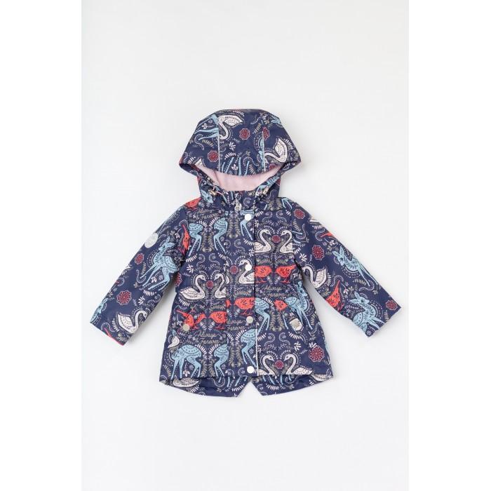 Купить Куртки, пальто, пуховики, Батик Куртка-парка для девочки Фая