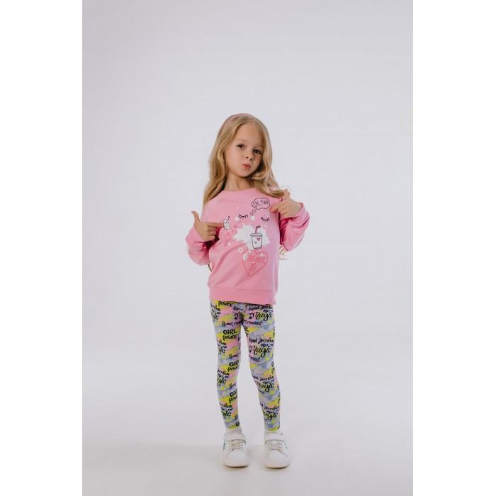 Брюки и джинсы Batik Леггинсы для девочки Girl power брюки и джинсы playtoday леггинсы для девочки meow 2 шт 398010