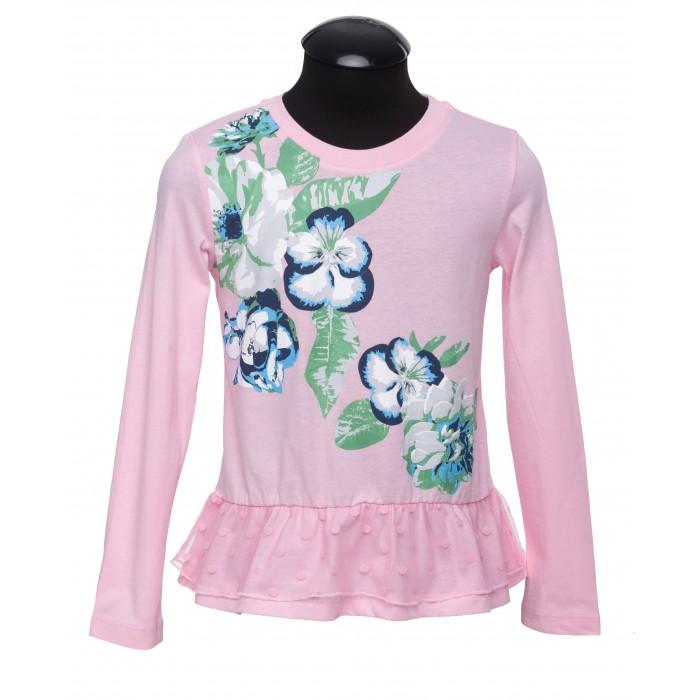 Водолазки и лонгсливы Batik Лонгслив для девочки DS0061 комбинезон утепленный для девочки batik торопыжка цвет розовый 147 19з размер 86