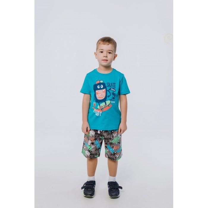 Batik Шорты для мальчика Граффити