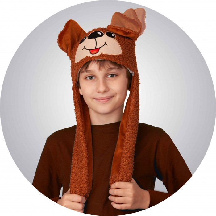 Картинка для Карнавальные костюмы Батик Карнавальный костюм Ушастые друзья Медведь
