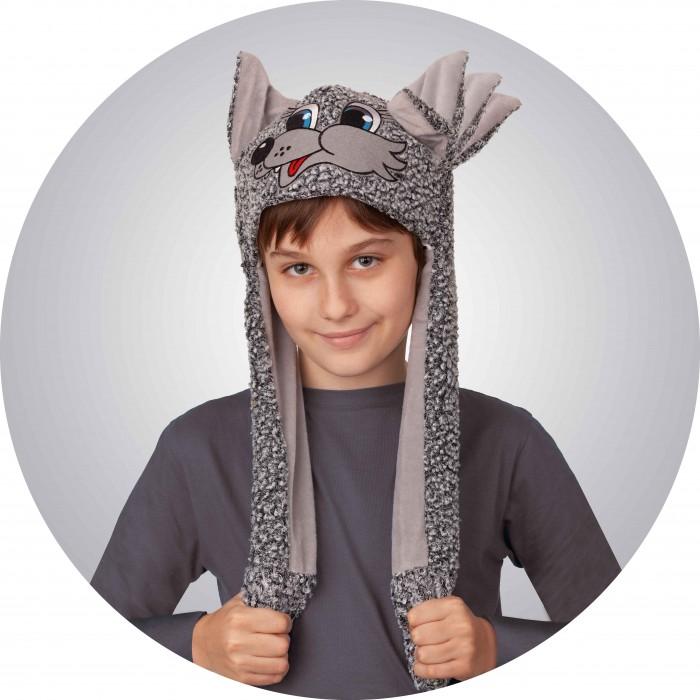 Карнавальные костюмы Батик Карнавальный костюм Ушастые друзья Волк