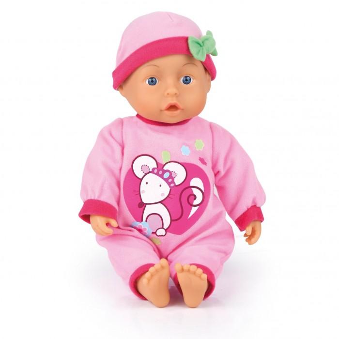 Куклы и одежда для кукол Bayer Малыш - мои первые слова 33 см книга для детей clever мои первые слова веселые загадки