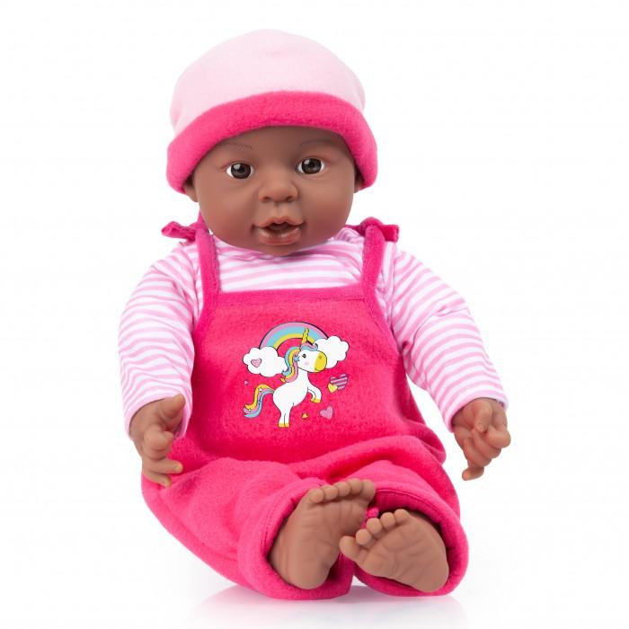 Bayer Кукла Малыш в костюме c единорогом