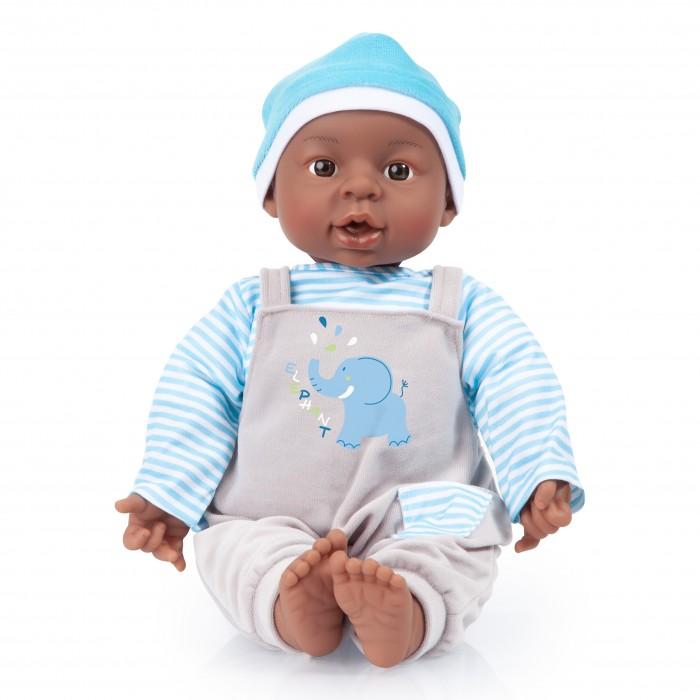 Bayer Кукла Малыш в костюме cо слоном