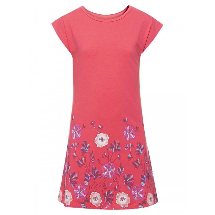 Baykar Ночная сорочка для девочки Цветы N9291