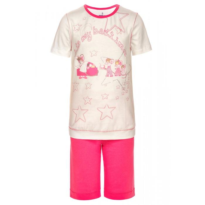 Пижамы и ночные сорочки Baykar Пижама для девочки N9039208, Пижамы и ночные сорочки - артикул:533601