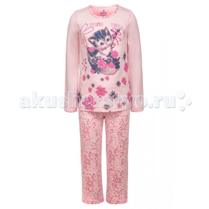 Пижамы и ночные сорочки Baykar Пижама для девочки N93332, Пижамы и ночные сорочки - артикул:535081