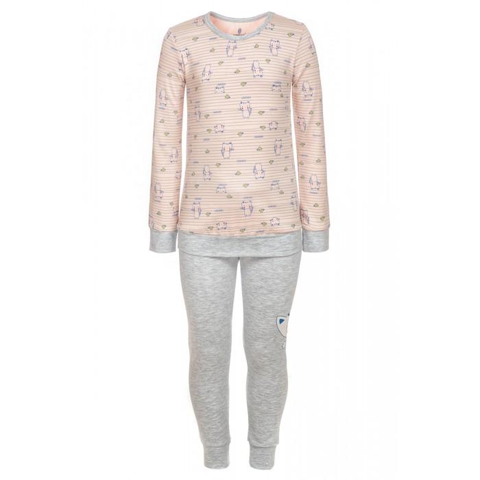 Пижамы и ночные сорочки Baykar Пижама для девочки N93412, Пижамы и ночные сорочки - артикул:535116