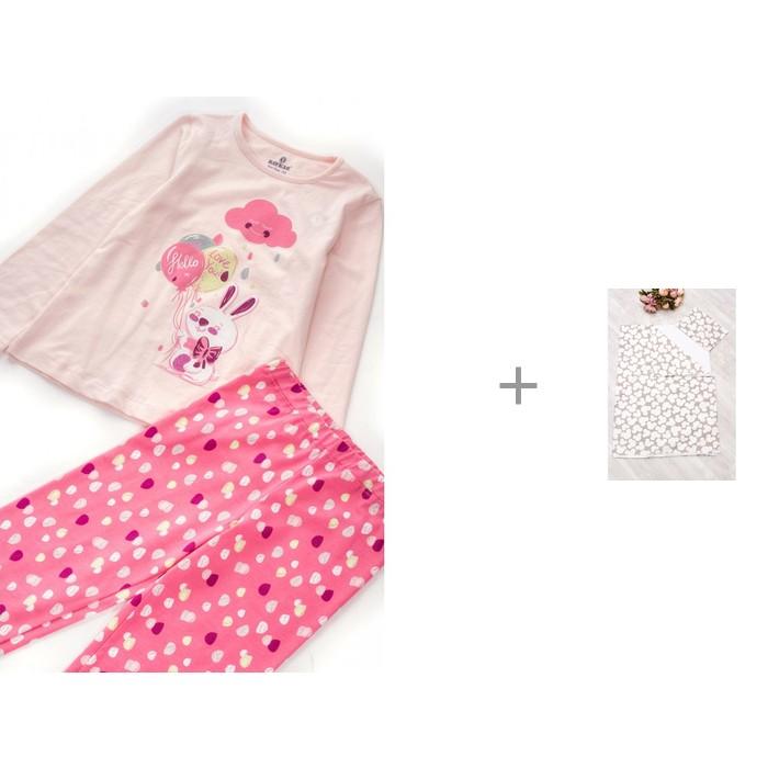 Baykar Пижама для девочки N9343248 с постельным бельем AmaroBaby Time to Sleep Мышонок